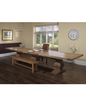 Carlton Windermere Dining Grand Ark Royal Monastery Table