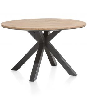 Habufa Colombo 130cm Round Dining Table