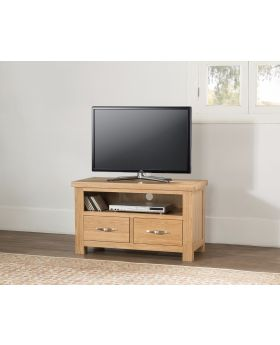 Michael O'Connor Valencia Standard Oak TV Unit