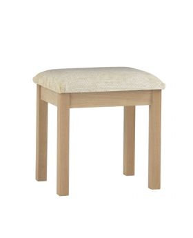 Corndell Nimbus Bedroom Mist Finish Stool