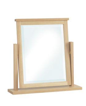 Corndell Nimbus Bedroom Mist Finish Swivel Mirror
