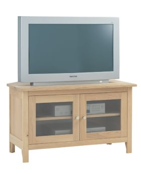 Corndell Nimbus Dining Glazed Corner TV Cabinet