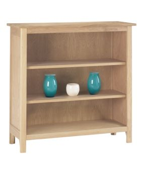 Corndell Nimbus Dining 2 Shelf Bookcase