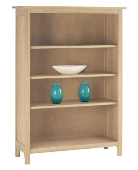 Corndell Nimbus Dining 3 Shelf Bookcase