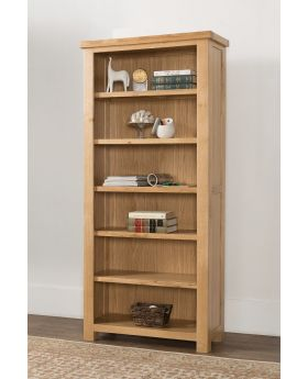 Michael O'Connor Venice Large Oak Bookcase