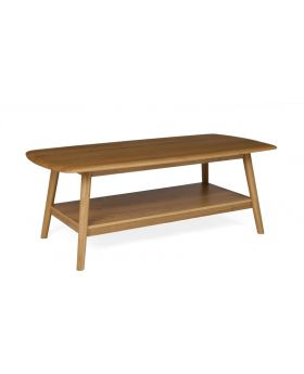 Classic Malmo Oak Coffee Table