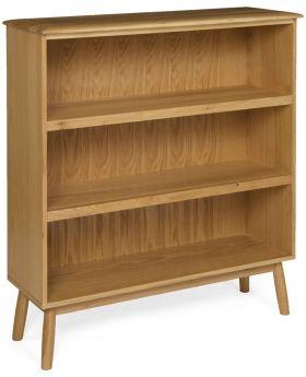 Classic Malmo Wide Bookcase