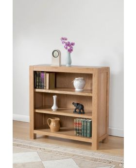 Michael O'Connor Lucerne 3ft Oak Bookcase