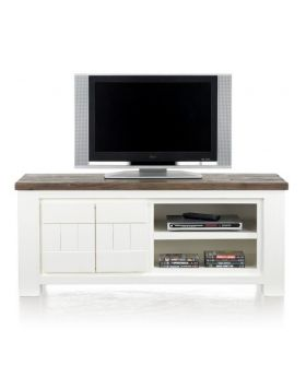 Habufa Deaumain Dining TV Sideboard 2-Doors + 2-Niches - 130 cm.