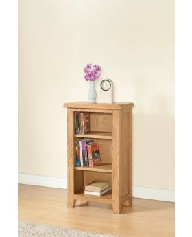 Michael O'Connor Shrewsbury Small Oak Bookcase