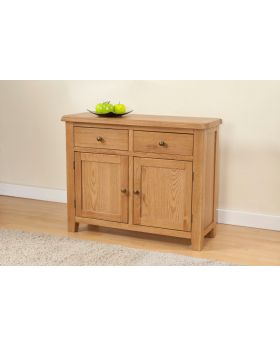 Michael O'Connor Shrewsbury 2 Door Oak Sideboard