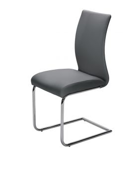 Amalfi 327 Grey Dining Chair