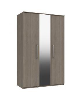Minnesota 3 Door Robe With Mirror