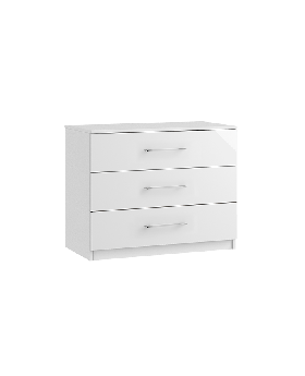 Roma 3 Drawer Chest