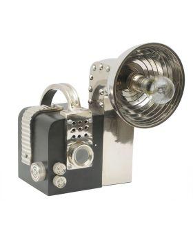 Libra lichfield camera lamp