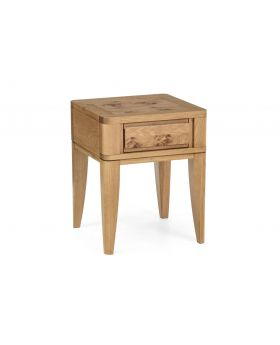 High Park Lamp Table With Drawer