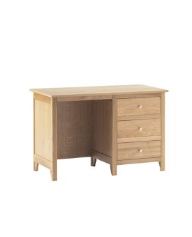 Corndell Nimbus Home Office Single Desk with Drawers