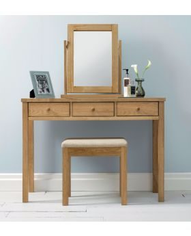 Bentley Designs Atlanta Oak Dressing Table
