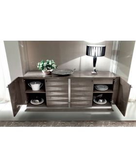 ALF Monaco 4 Door Buffet Sideboard