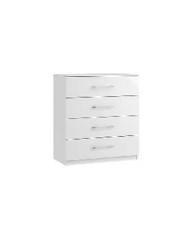 Roma 4 Drawer Chest