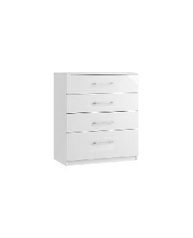 Roma 4 Drawer Deep Chest
