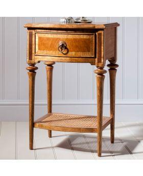 Frank Hudson Spire 1 Drawer Bedside Cabinet