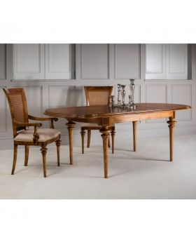 Frank Hudson Spire Oval Extending Table
