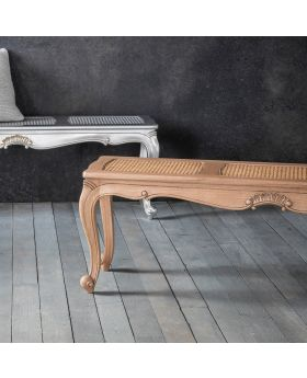 Frank Hudson Chic Bench Weathered