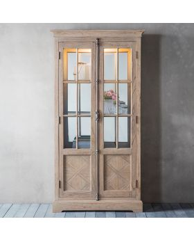 Frank Hudson Mustique Display Cabinet