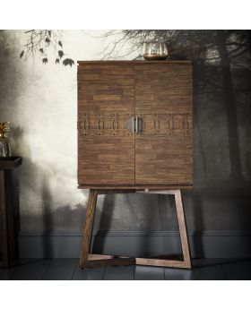Frank Hudson Boho Retreat Cocktail Cabinet