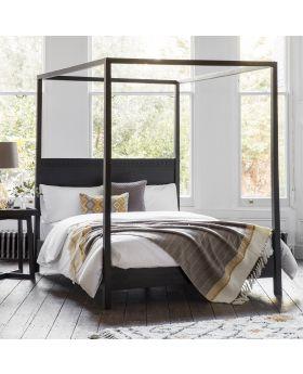 Frank Hudson Boho Boutique 4 Poster 5' Bed