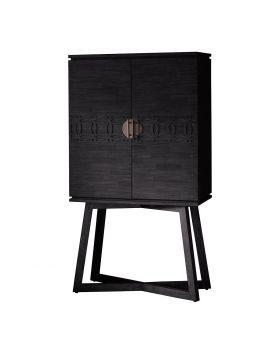 Frank Hudson Boho Boutique Cocktail Cabinet