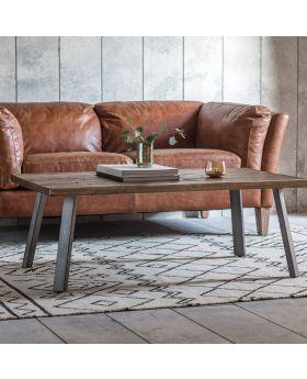Frank Hudson Camden Coffee Table Rustic