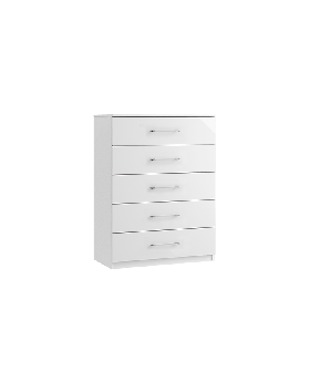 Roma 5 Drawer Chest