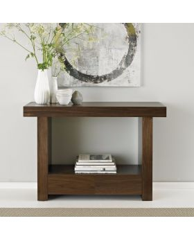 Bentley Designs Akita Walnut Console Table