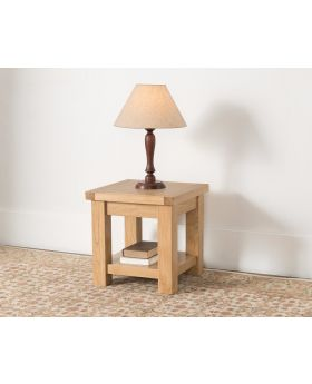 Michael O'Connor Venice Oak Side Table