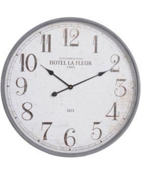 Libra Hotel La Fleur Wall Clock