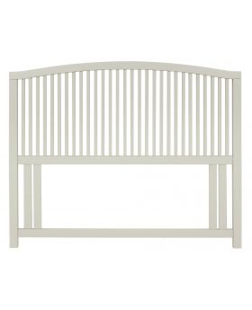Bentley Designs Ashby Cotton Kingsize Slatted Headboard