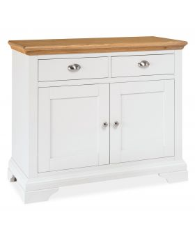Bentley Designs Hampstead Two Tone Narrow Sideboard