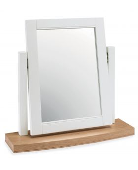 Bentley Designs Hampstead Two Tone Vanity Mirror