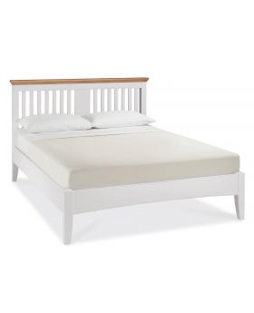 Bentley Designs Hampstead Two Tone 150Cm Bedstead