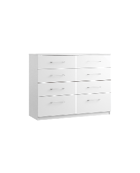 Roma 8 Drawer Twin Chest