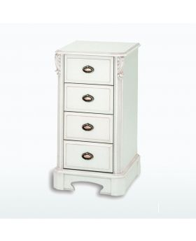 TCH Amore Bedroom 4 Drawer Bedside Chest