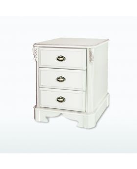 TCH Amore Bedroom 3 Drawer Bedside Chest