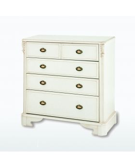 TCH Amore Bedroom 5 Drawer Split Chest