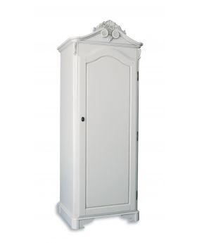 TCH Amore Bedroom 1 Door Crested Wardrobe
