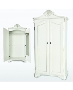 TCH Amore Bedroom Full Hanging 2 Door Wardrobe