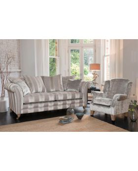 Adelphi 3 Seater Sofa in XE Fabric