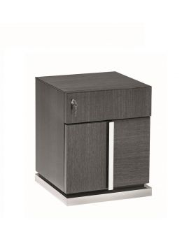 ALF Montecarlo Home Office 2 Drawer Pedestal with Plinth