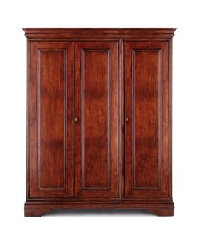 Willis and Gambier Louis XVI Bedroom 3 Door Wardrobe